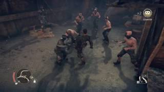 Mad Max Unstoppable Kill 8 Enemies in melee combat in 1 Fury Mode