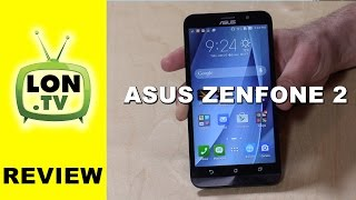Asus Zenfone 2 Review - $199 Android Smartphone with Intel Atom Moorefield Processor!