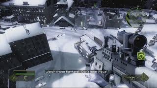 Battlefield 2: Modern Combat (Xbox 360) Gameplay