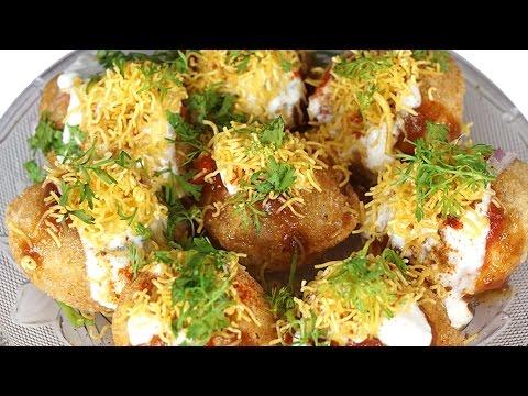 MUMBAI SPL. DAHI PURI CHAT | Popular Indian  CHATPATA Taste