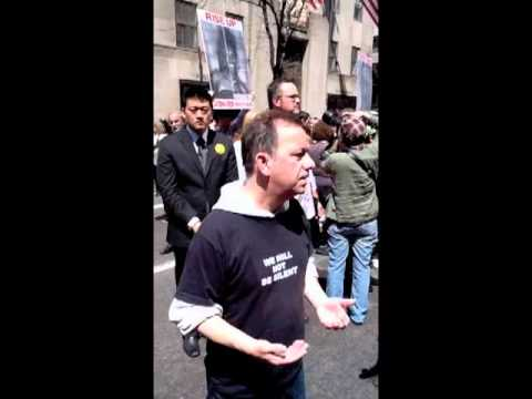 Louis Flores Speech LGBT Peace Protest 2011 Easter Day for Equal Rights + Brendan Fay Speech
