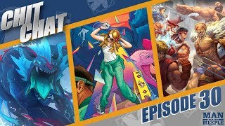 Chit Chat - Episode 30 - The Best Kickstarter Games of 2018 (and disappointing trends)
