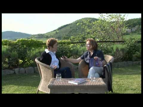 Daniela Marinkovic Interviewed Caroline Myss In Assisi - Integral Video