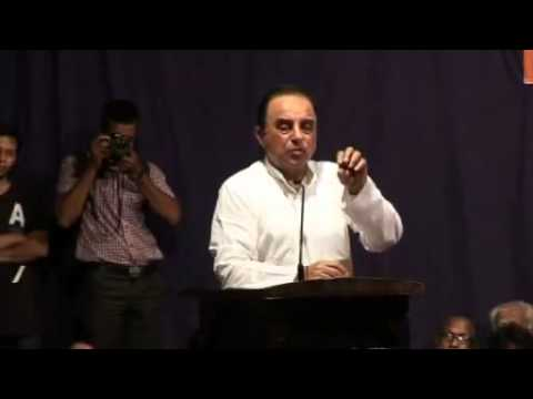 Dr Subramanian Swamy speech on Article370 and Uniform Civil Code (UCC) in Nagpur