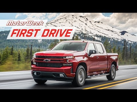 2020 Chevrolet Silverado 1500 3.0L Duramax | First Drive