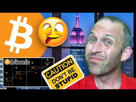 DOLLAR COST AVERAGING BITCOIN IS FOR IDIOTS [evidence Based..]