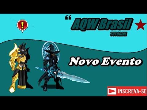AQW Brasil Novos Drops Novo Evento 2016