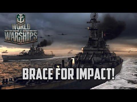 World of Warships - Brace For Impact!