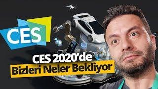 CES 2020'de bizleri neler bekliyor? - Beklenmedik misafirler!