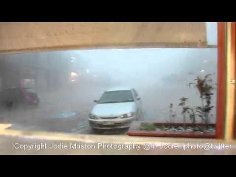 Brisbane Storm 27 Nov 2014