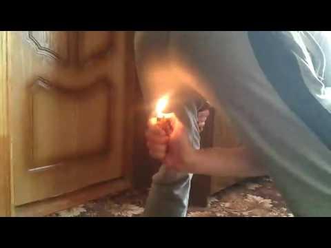 что будет если пукнуть над огнем