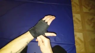 HOW TO WRAP HANDS FOR BOXING 108 quot HAND WRAP