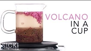 Volcano in a Cup - Sick Science #093