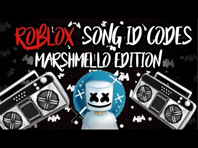 Riverdale Intro Song Roblox Id Roblox Song Id Codes Marshmello Edition Youtube