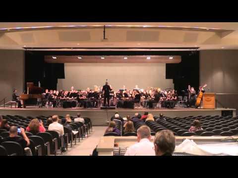 2016 ISSMA Semi State - FC Concert Band [4k]