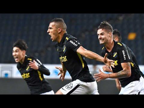 AIK Mjällby Goals And Highlights