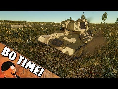 War Thunder - T-34-85