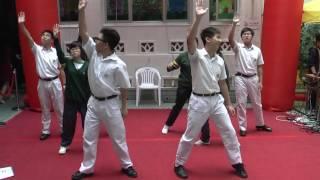 聖士提反堂中學(福音舞蹈隊)