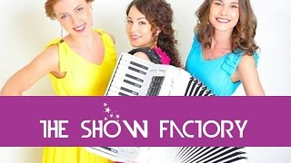 Accordion Girls Band reception international band live band #theshowfactory instrumental #uirpl