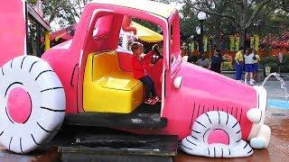 Рома, Диана и Настя в Universal Studios - Супер Парк развлечений для детей в Орландо!(, 2017-12-23T07:42:48.000Z)