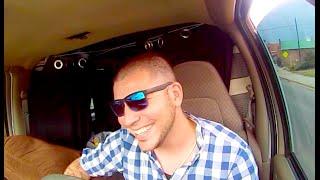 VAN DWELLING - Back on the road, life is good