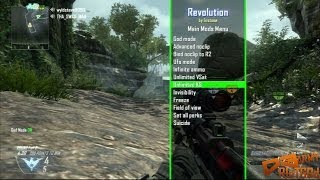 **LIVE**PS3 Black Ops 2 Revolution Mod Menu by Enstone*JPCole-Chronic* Trolling Black Ops 2**LIVE**