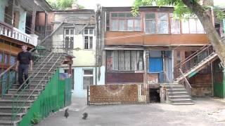 Одесса. Двор, где снимался фильм