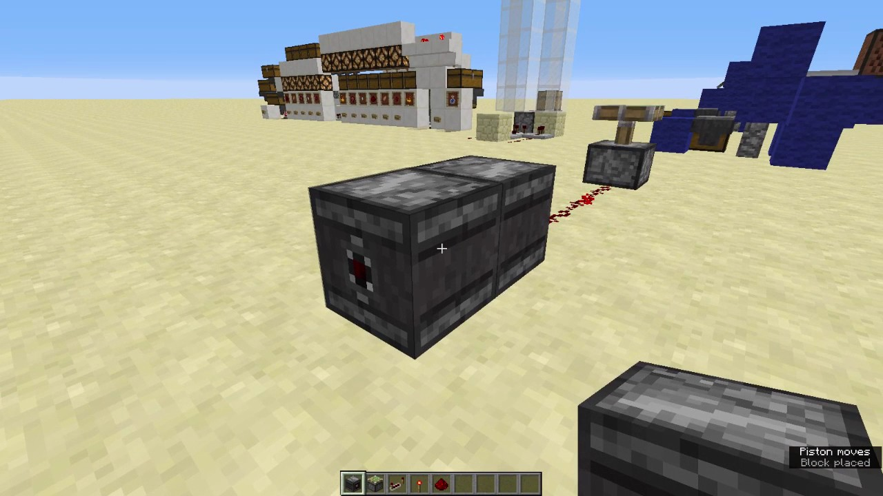 Minecraft 16w44a Observer Clock (Not a) Bug