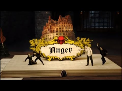 ANGER documentary !! HISTORY CHANNEL#seven deadly sins HD