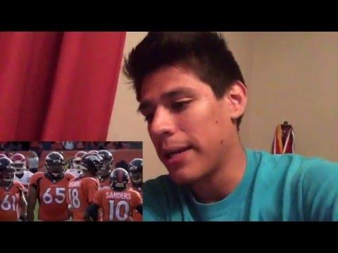 2015 NFL Season In Six Minutes! Reaction!! Missing Football Already!