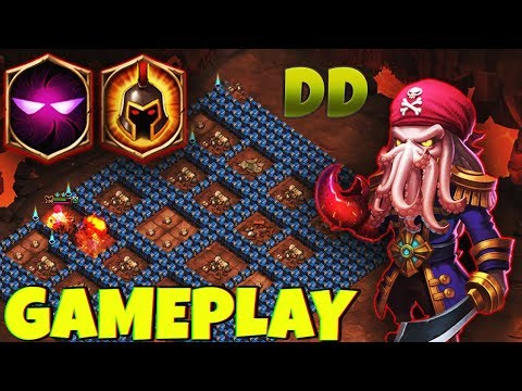 12/12 Dread Drake | 7 Unholy Pact | 8 WG | GAMEPLAY | CASTLE CLASH