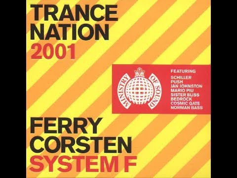 Trance Nation 2001 CD2 Ferry Corsten