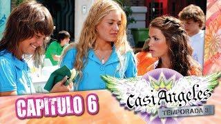 Casi Angeles Temporada 3 Capitulo 6 EL CUENTO DEL TIO