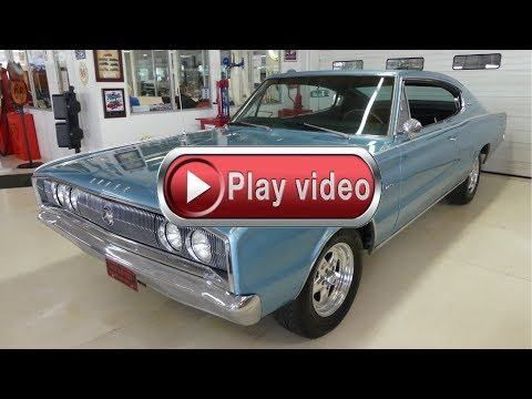 SOLD   SOLD   SOLD 1966 Dodge Charger 383 Automatic Muscle
