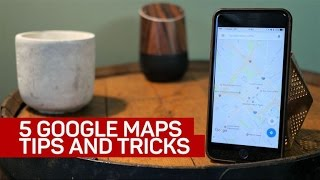 5 Google Maps tips and tricks Free HD Video