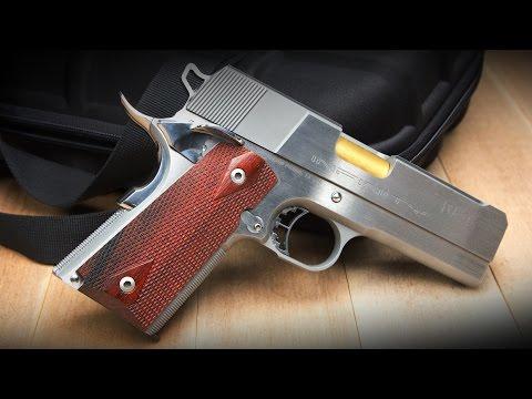 EAC Infinity TIKI M1911 Custom(Silver STEEL)
