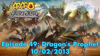 MMO Grinder: Dragon
