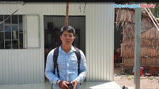 Mừng gia đình Cô Thị Lai cuộc sống nghèo khổ đã có ngôi nhà mới rất đẹp #7 | CSQMT 13/10/2019