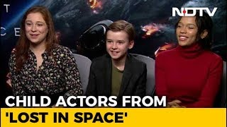 Meet The Child Actors From Lost In Space