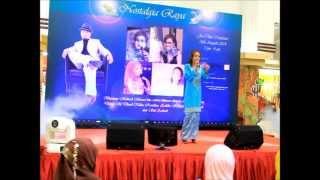 Siti Zakiah (Cover Madah Berhelah Zaina Zain)