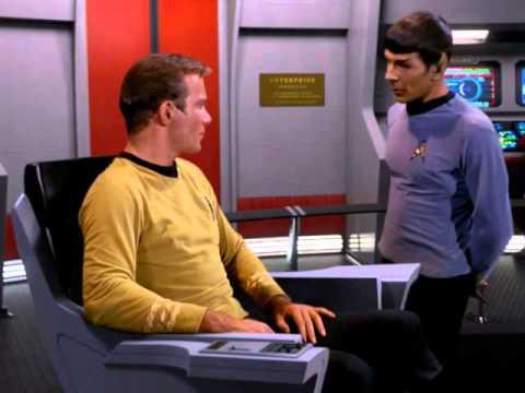CGI Replacement of the Star Trek (TOS) Enterprise Bridge