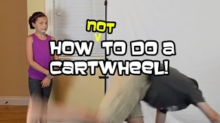 How To Do A Cartwheel   Flips & Tricks With Bethany G
