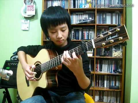 (Christmas Carol) We Wish You A Merry Christmas - Sungha Jung
