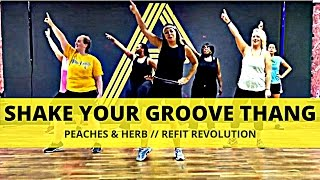 """REFIT DANCE FITNESS """"Shake Your Groove Thang"""" with the REFIT Lunch Ladies"""