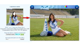 Обработка фотографий онлайн  Эффекты, рамки, замена лица(Бесплатный сервис по обработке фотографий http://photomica.com/ http://photomica.com/ru/ На русском Шаблоны для фотографий..., 2015-04-12T22:05:43.000Z)