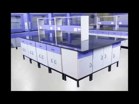 Laboratory Furniture Manufacturer- Scientific Lab, India