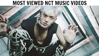 [TOP 40] Most Viewed NCT Music Videos | August 2020