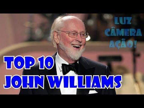 TOP 10 - Trilhas sonoras do John Williams