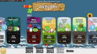 Download all 7 Angry Birds FULL VERSION CRACKED PC games without any survey