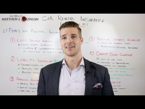 Rental Car Insurance: Do I Need It? (May 31, 2017)